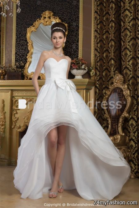 The Most Beautiful Wedding Dresses 2017 2018 B2b Fashion