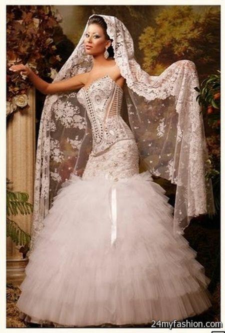 The Most Beautiful Wedding Dresses 2017 2018 B2b Fashion