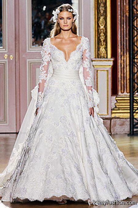 Prettiest Wedding Dresses In History : The most beautiful wedding dresses b fashion