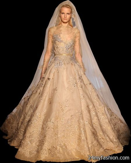 The most beautiful wedding dresses 2017 2018 b2b fashion for Top 10 most beautiful wedding dresses
