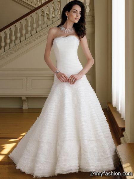The perfect wedding dress 2017-2018   B2B Fashion
