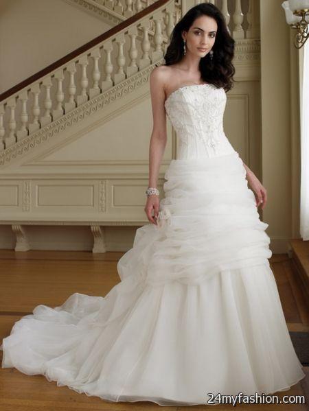 The perfect wedding dress 2017 2018 b2b fashion for My perfect wedding dress
