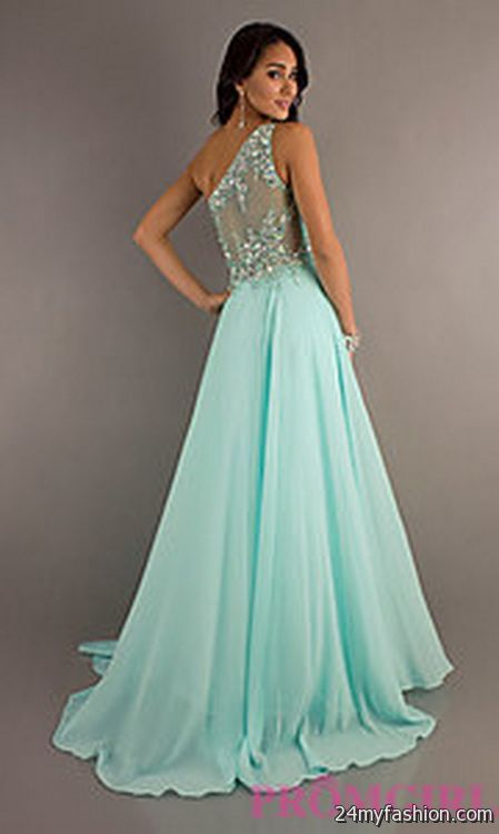 Tiffany Prom Dress 2018