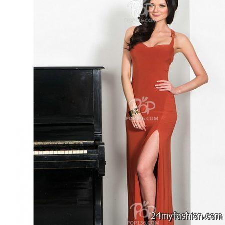 Tight red dress 2017-2018 » B2B Fashion