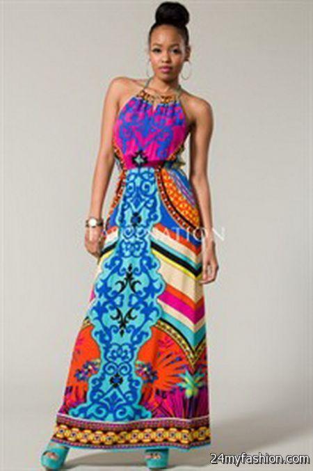 Tribal Maxi Dresses