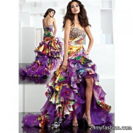 Unique formal dresses 2017-2018 » B2B Fashion