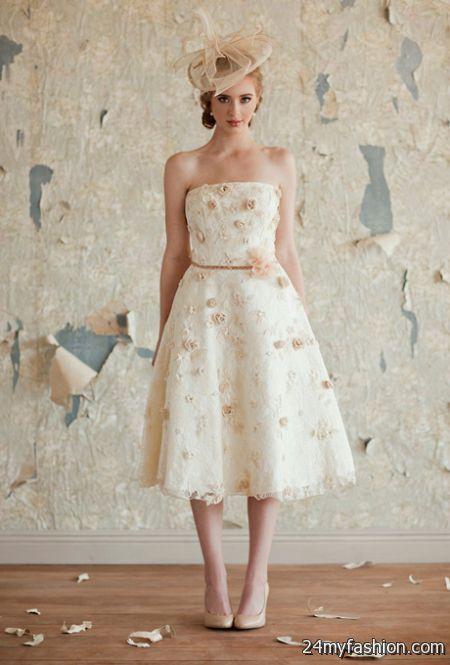 Unique vintage wedding dresses 2017 2018 b2b fashion for Unique wedding dresses 2017