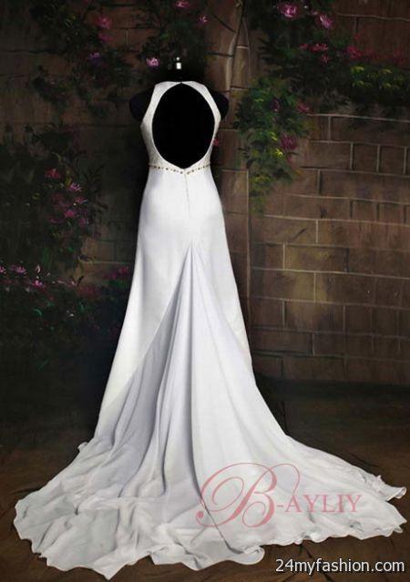 Unique wedding dress 2017 2018 b2b fashion for Unique wedding dresses 2017