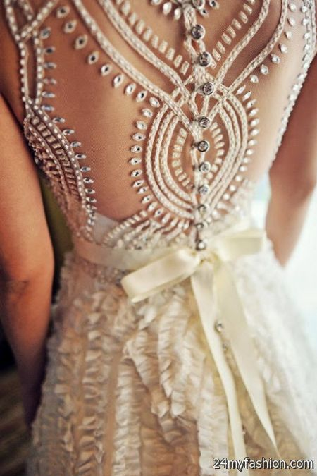 Unusual wedding dresses 20172018 B2B Fashion