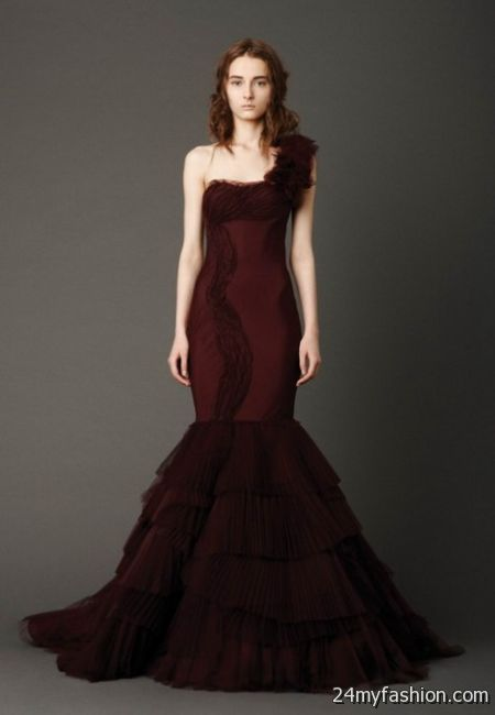 Vera wang evening gowns 2017-2018 | B2B Fashion
