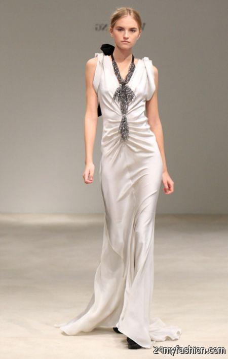 Vera wang evening gowns 2017-2018   B2B Fashion