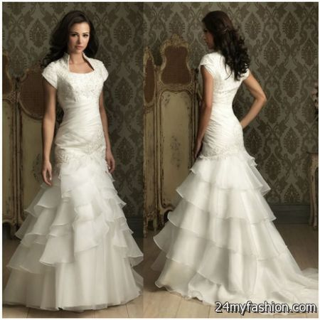 Wedding dresses victorian style discount wedding dresses for Victorian style wedding dress