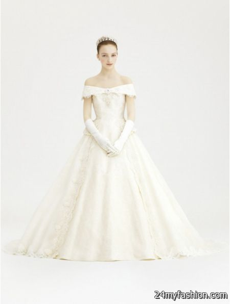 Victorian style wedding dresses 2017 2018 b2b fashion for Victorian inspired wedding dress