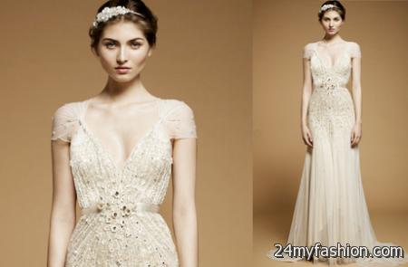 Vintage inspired wedding dress 2017-2018 | B2B Fashion