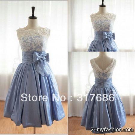 Vintage Style Prom Dresses 2018 - Eligent Prom Dresses
