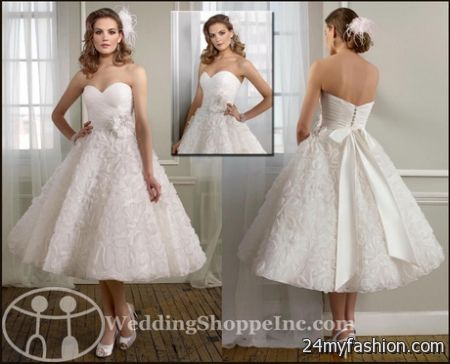 Vintage Style Wedding Dresses 2017 2018
