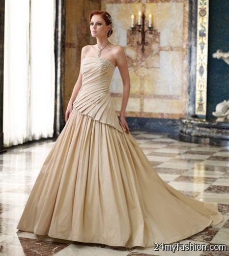 Vogue Wedding Dresses 2017-2018