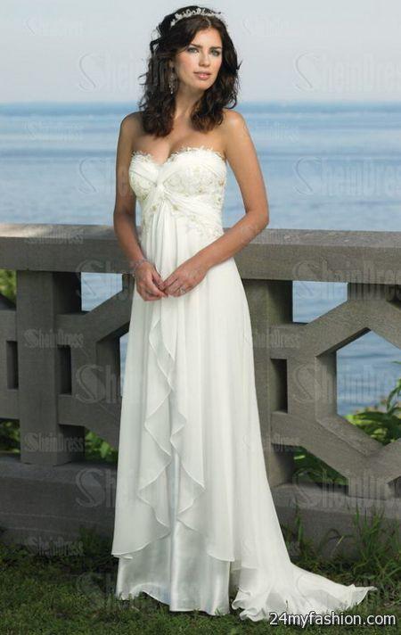 Wedding Dress For Beach Wedding 2017 2018 B2b Fashion