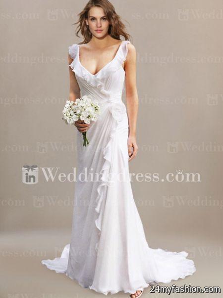 Low Cost Wedding Dresses Nyc : Wedding dress for beach b fashion