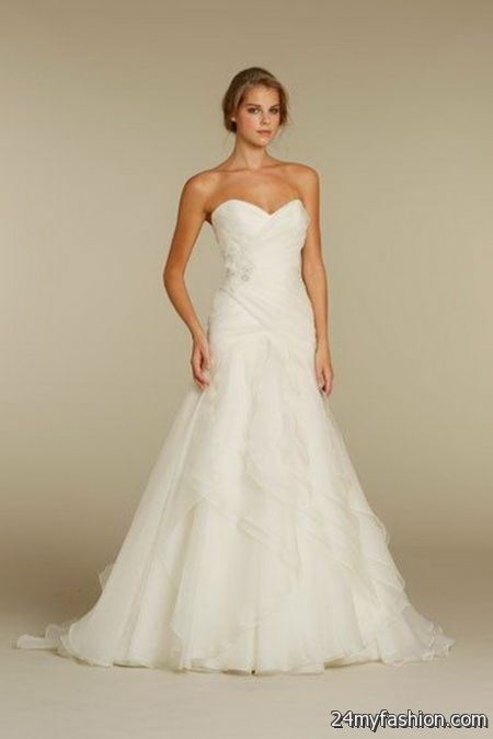 Wedding dress ideas 2017 2018 b2b fashion Wedding dress themes 2018