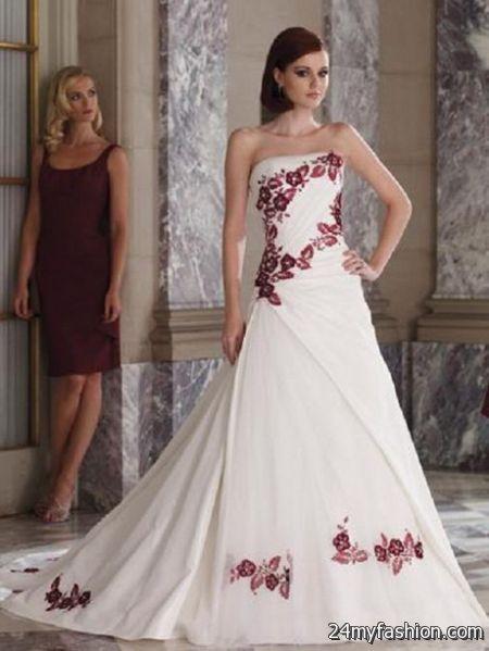 Wedding Dresses 2017 Ideas : Wedding dress ideas b fashion