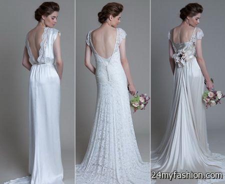 Wedding dress trends perfect 2017-2018 » B2B Fashion