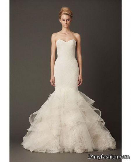 Vera Wang Dresses Prom Dress 2018 21