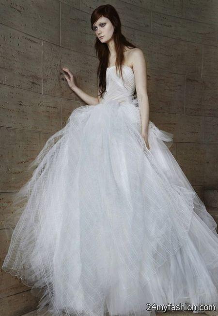 Vera Wang Dresses Prom Dress 2018 22