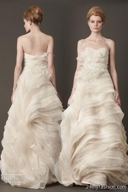 Wedding gowns vera wang 2017 2018 b2b fashion for Wedding dresses by vera wang 2017