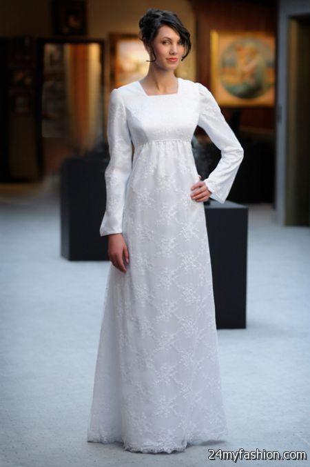 White Temple Dresses 2017 2018 B2b Fashion