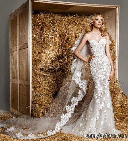 Zuhair Murad Wedding Dresses 2018 Prices 50
