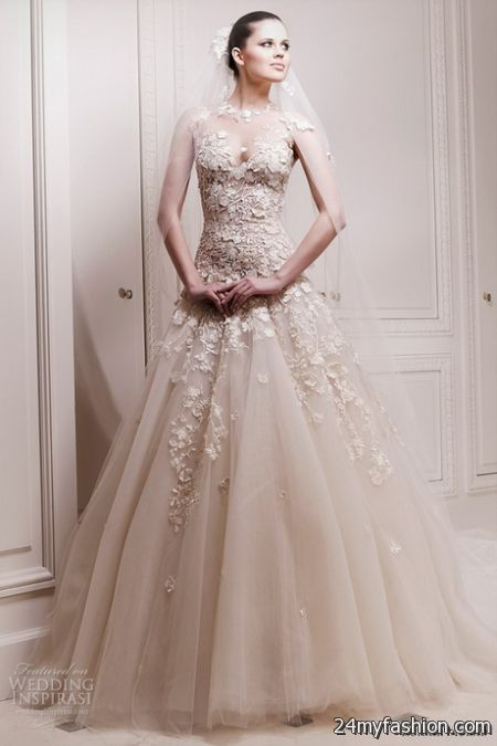 Zuhair murad wedding dresses 2017 2018 b2b fashion for Zuhair murad wedding dress prices