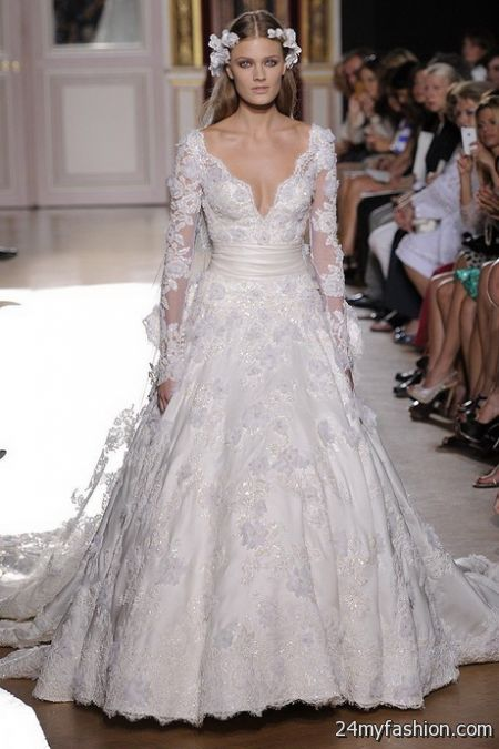 Zuhair Murad Wedding Dresses 2018 Prices 64