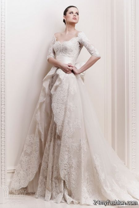Zuhair Murad Wedding Dresses 2018 Prices 4