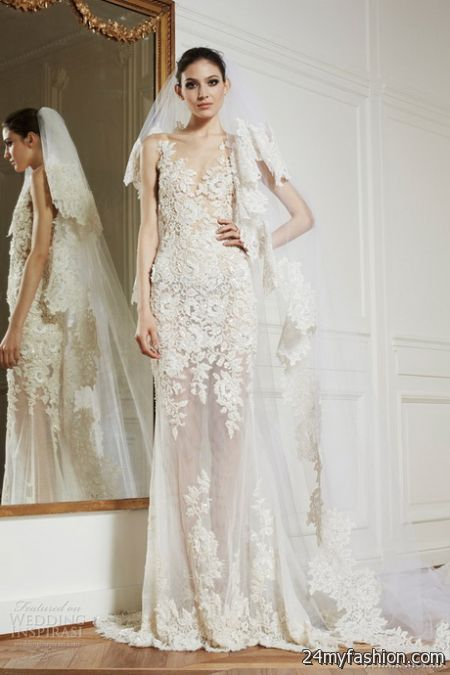 Zuhair Murad Wedding Dresses 2018 Prices 70