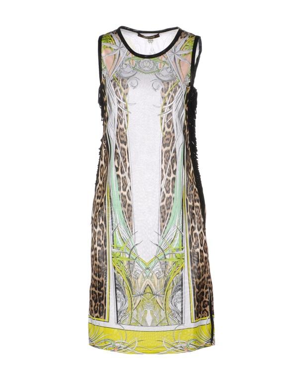 Платье роберто кавалли 2017-2018