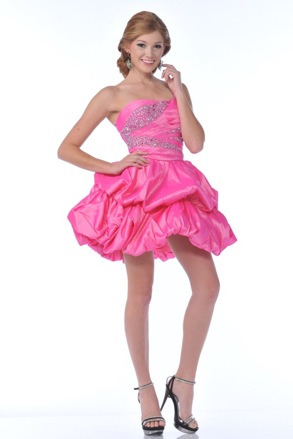 Poofy Prom Dresses 2017 2018 B2b Fashion