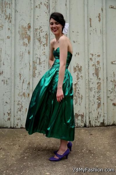 80s Prom Dress Ideas 2017 2018 B2B Fashion