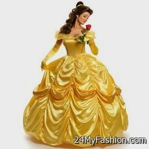 Beauty And The Beast Dress For Quinceanera 2017 2018 B2B Fashion