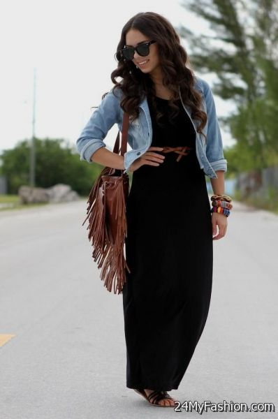 f88b92a0b3 Below, we will share few maxi attire suggestions for you, so you can get  sexy and fabulous personality. The long sleeve petite maxi dresses is an  ideal ...