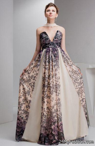 Bohemian Dress Formal 2017 2018 B2b Fashion