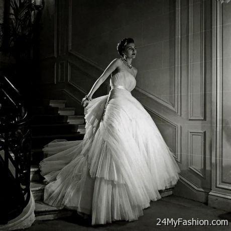 christian dior dresses 1950s 2017-2018 | B2B Fashion