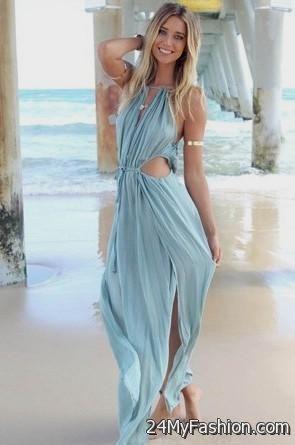 Cute maxi dresses 2018