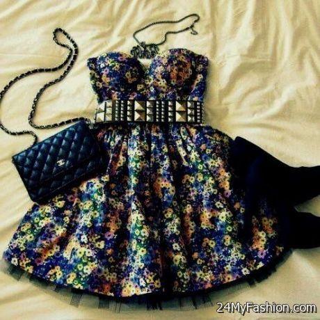cute dress outfits tumblr 20172018 b2b fashion