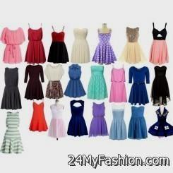 Middle School Dance Dresses 2018