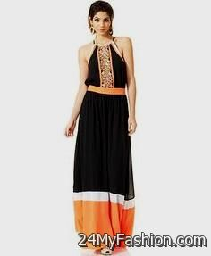 5283b7ff53a82 The long sleeve petite maxi dresses is an ideal outfit for girls with short  height.
