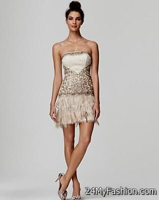 2392554a098a1 ... ivory lace cocktail dress is best to wear on her special day. However,  don't forget to wear high heels with your attire to get hot and sexier  appearance ...