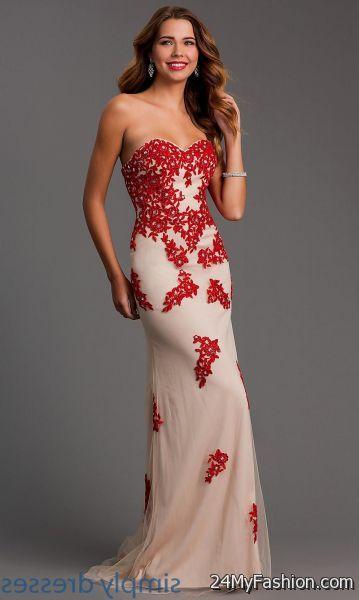 Japanese Long Prom Dress