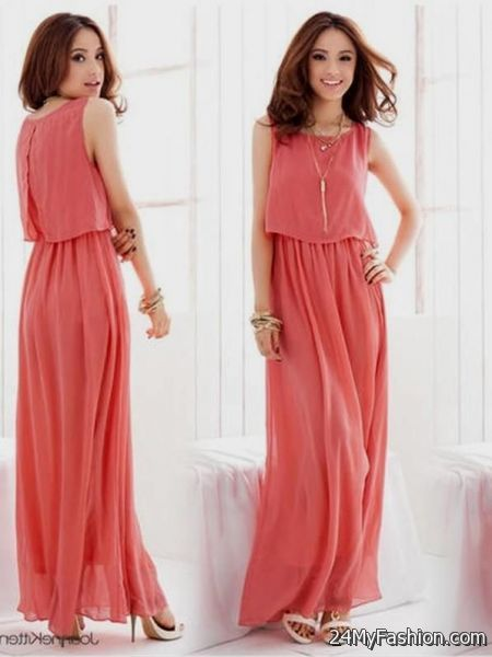 f9f2be61bf1 The long sleeve petite maxi dresses is an ideal outfit for girls with short  height.