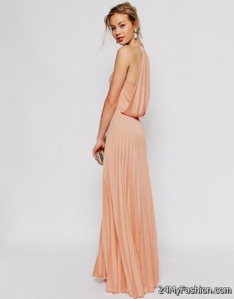 semi formal maxi dresses 2017-2018 » B2B Fashion